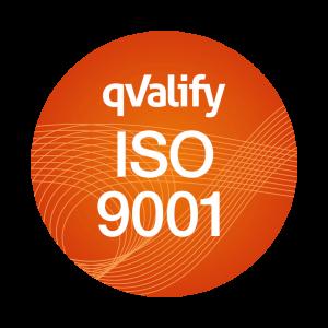 Flens Byggelement ISO-9001 Certifikat